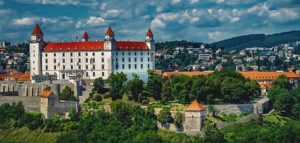 ubytování v Bratislavě