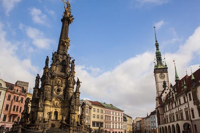 Zážitky Olomouc
