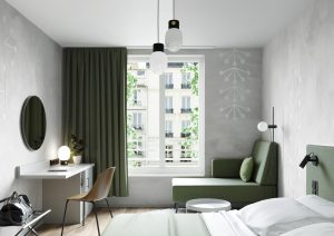 Ubytování v Praze Florenc